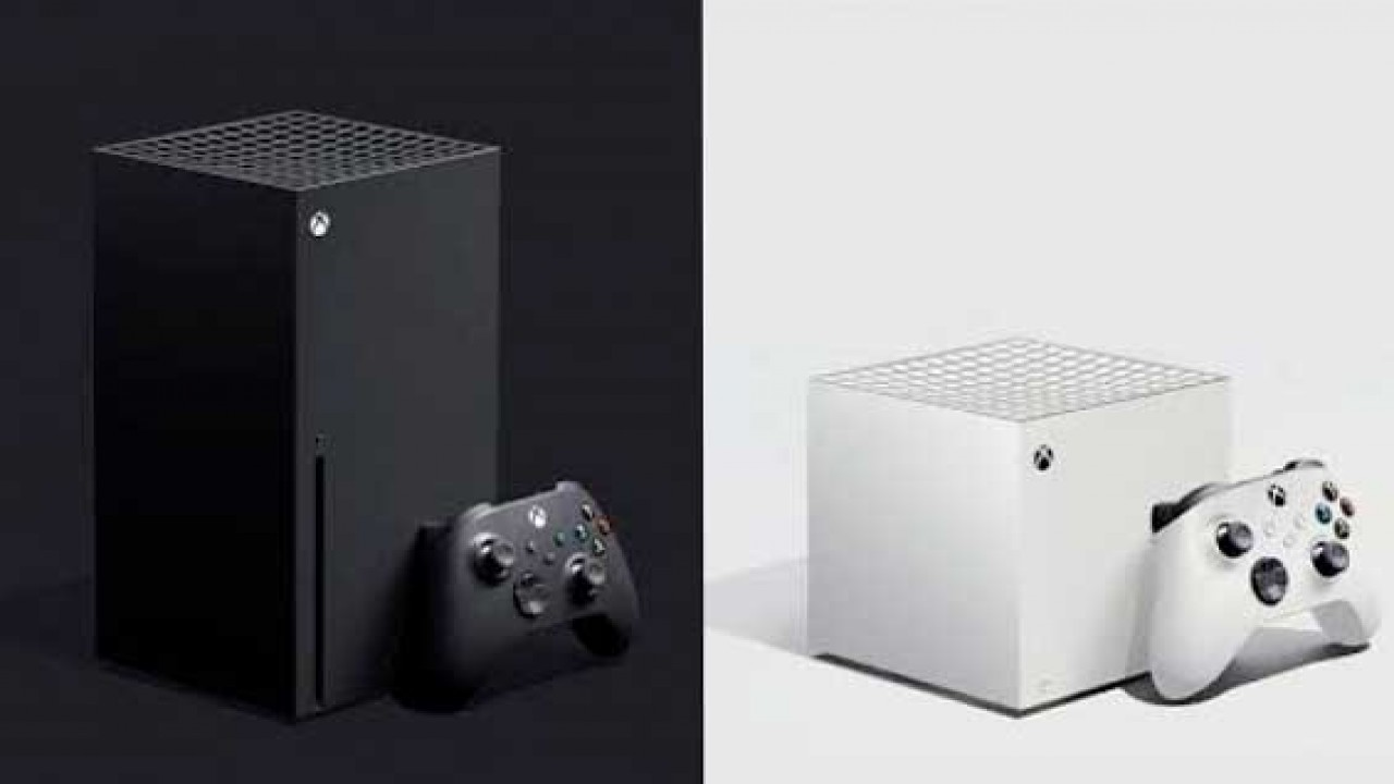 Xbox Series S switches between games in seconds