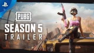 PUBG - Season 5 Gameplay Trailer | PS4