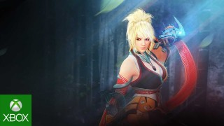 Black Desert Gameplay Trailer: New Class Mystic Update