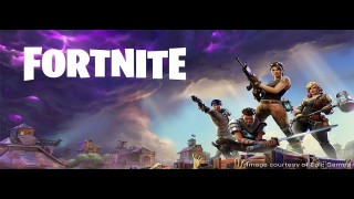 Fortnite   Unreal Engine 4 Gameplay   PS5