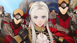 FIRE EMBLEM THREE HOUSES Gameplay Trailer (2019)