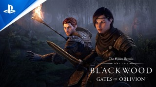 The Elder Scrolls Online: Blackwood - Introducing Companions Trailer | PS5, PS4